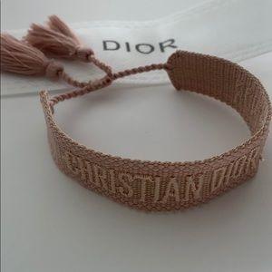 Christian Dior friendship bracelet